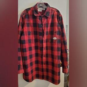 Rasco FR Flame Resistant Buffalo Plaid Shirt